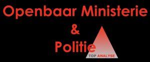 Openbaar ministerie en politie het spectrum perspectief